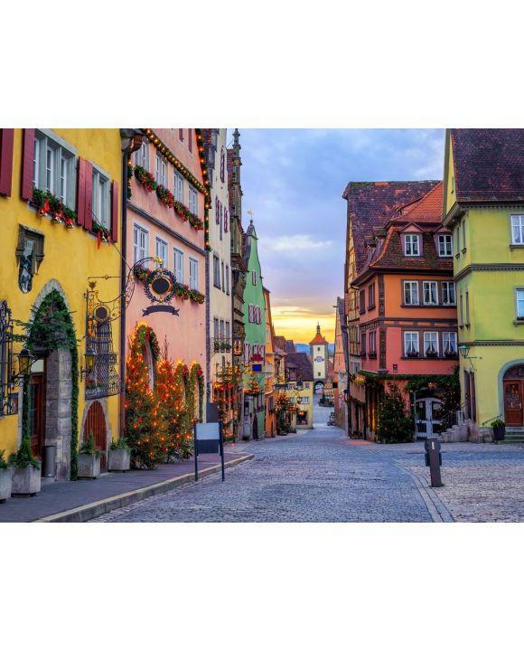 Lais Puzzle - Rothenburg ob der Tauber - 100, 200, 500, 1.000 & 2.000 Teile