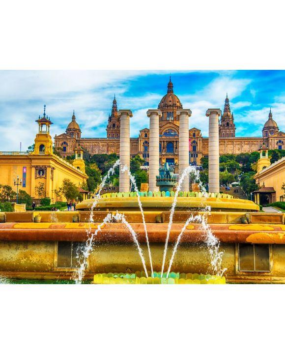 Lais Puzzle - Barcelona - 100, 200, 500, 1.000 & 2.000 Teile