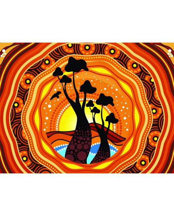 Lais Puzzle - Aborigines Kunst - 100, 200, 500, 1.000 & 2.000 Teile