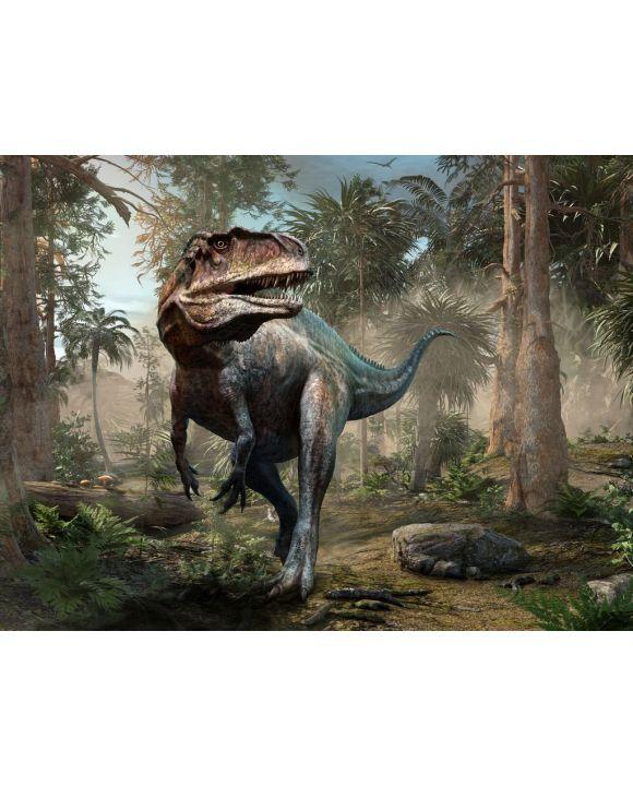 Lais Puzzle - Acrocanthosaurus Dinosaurier - 100, 200, 500, 1.000 & 2.000 Teile