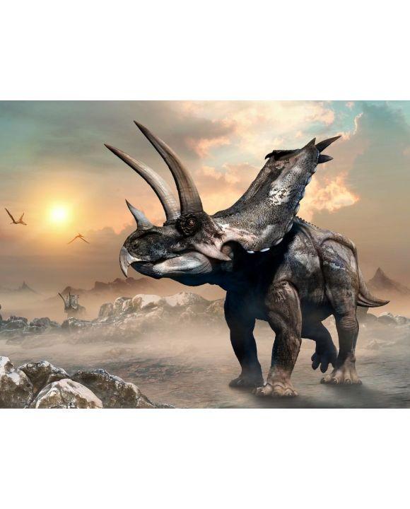 Lais Puzzle - Agujaceratops Dinosaurier - 100, 200, 500, 1.000 & 2.000 Teile