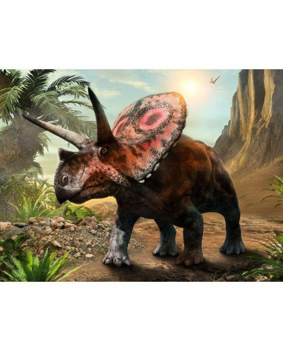 Lais Puzzle - Torosaurus Dinosaurier - 100, 200, 500, 1.000 & 2.000 Teile