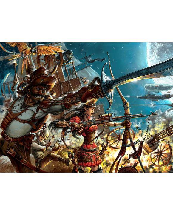 Lais Puzzle - Piraten etc - 100, 200, 500, 1.000 & 2.000 Teile