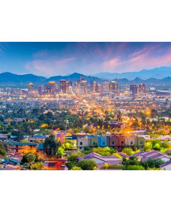 Lais Puzzle - Phoenix, Arizona, USA - 100, 200, 500, 1.000 & 2.000 Teile