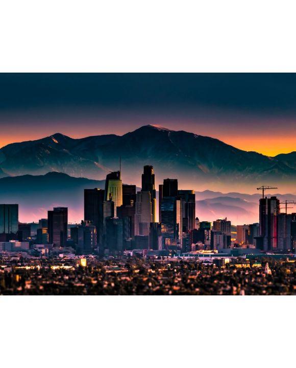 Lais Puzzle - Los Angeles, Kalifornien, USA, am Morgen - 100, 200, 500, 1.000 & 2.000 Teile