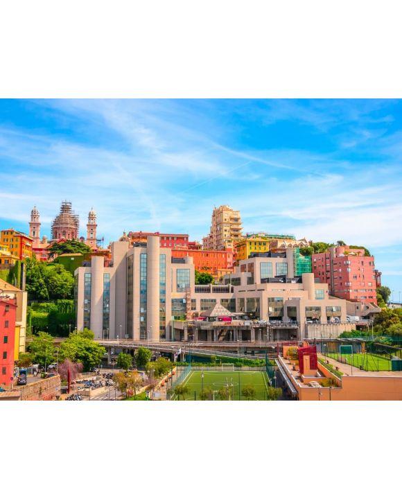 Lais Puzzle - Genua, Italien - 100, 200, 500, 1.000 & 2.000 Teile