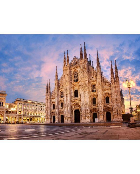 Lais Puzzle - Mailand, Kathedrale, Italien - 100, 200, 500, 1.000 & 2.000 Teile