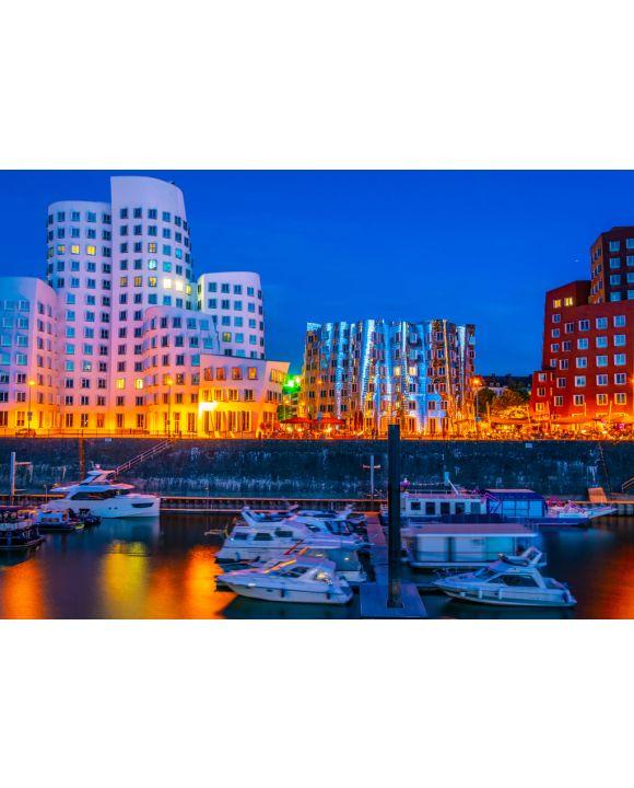 Lais Puzzle - Düsseldorf Hafenviertel - 1.000 Teile