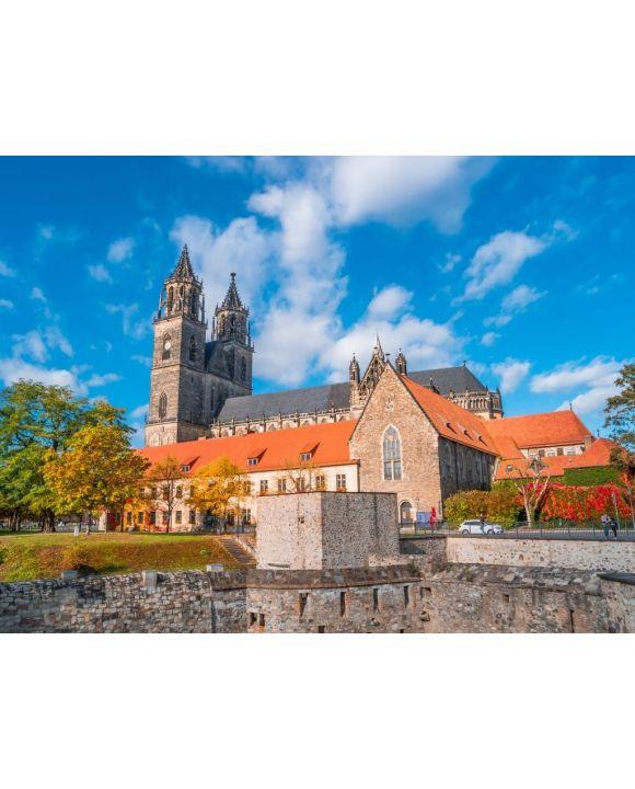 Lais Puzzle - Kathedrale Magdeburg - 100, 200, 500, 1.000 & 2.000 Teile