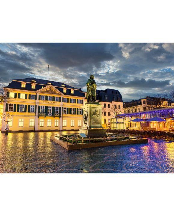 Lais Puzzle - Bonn Münsterplatz mit Beethovenstatue - 100, 200, 500, 1.000 & 2.000 Teile