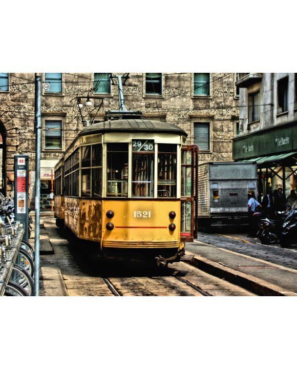 Lais Puzzle - Straßenbahn - 1.000 Teile