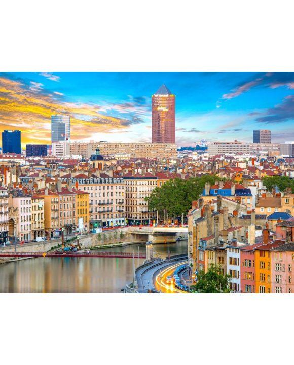Lais Puzzle - Lyon - 1.000 Teile