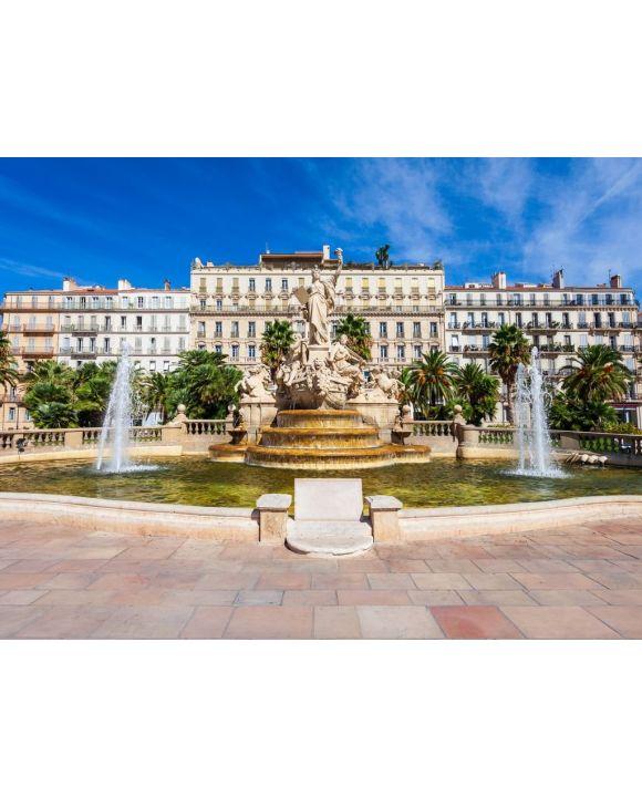 Lais Puzzle - Toulon - 500 & 1.000 Teile