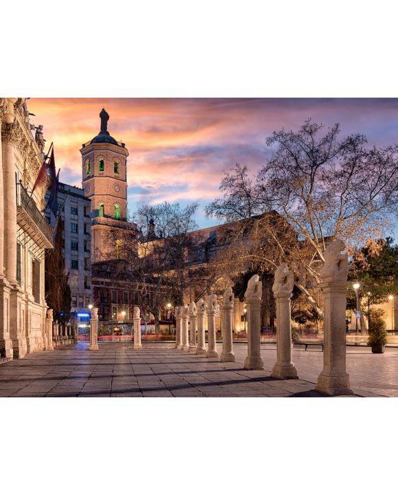 Lais Puzzle - Valladolid - 1.000 Teile