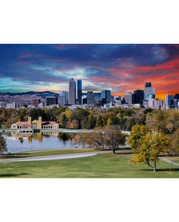 Lais Puzzle - Denver - 500 & 1.000 Teile