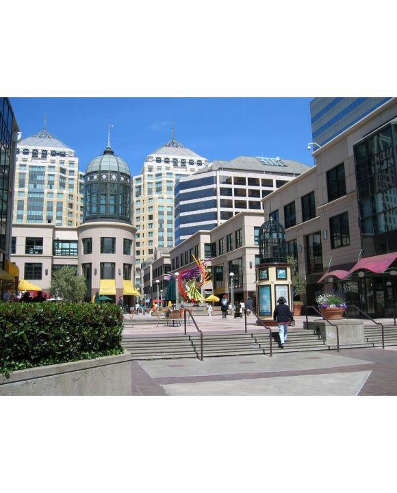 Lais Puzzle - Oakland, Kalifornien - 100, 200, 500, 1.000 & 2.000 Teile