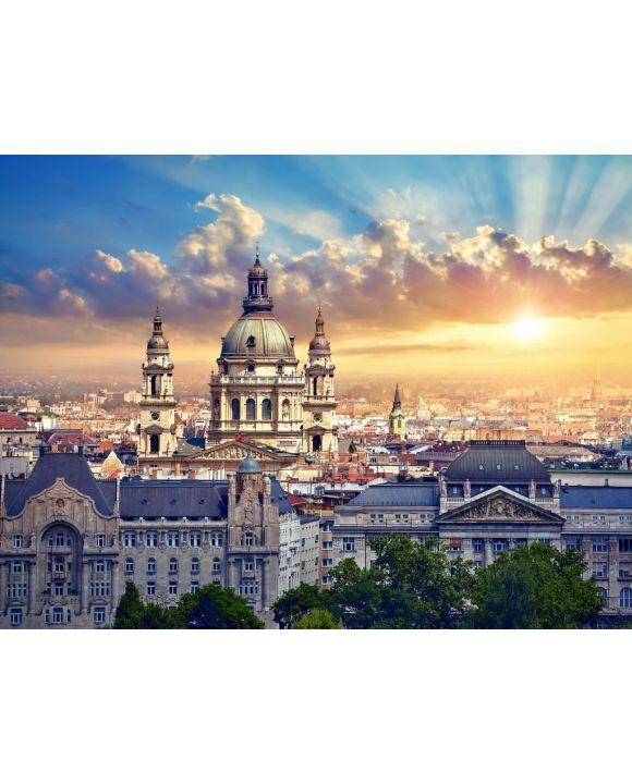 Lais Puzzle - Budapest - 100, 200, 500, 1.000 & 2.000 Teile
