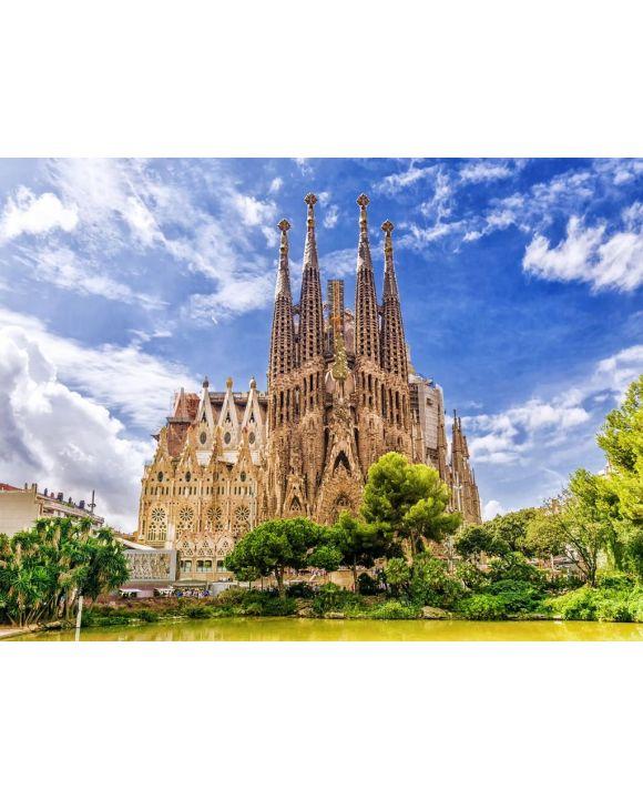 Lais Puzzle - Kathedrale Barcelona - 100, 200, 500, 1.000 & 2.000 Teile