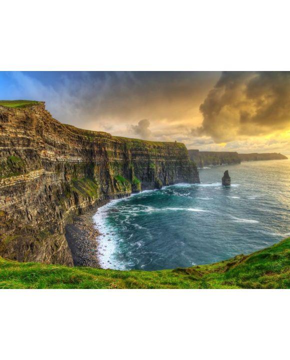 Lais Puzzle - Cliffs of Moher - 100, 200, 500, 1.000 & 2.000 Teile