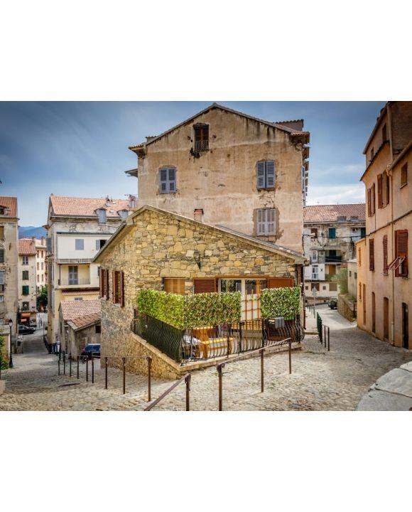 Lais Puzzle - Corte, Korsika - 100, 200, 500, 1.000 & 2.000 Teile