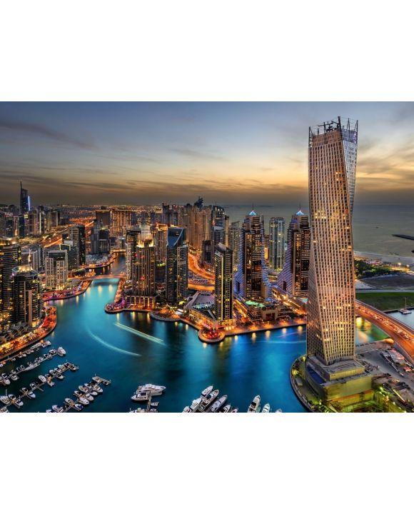 Lais Puzzle - Dubai - 100, 200, 500, 1.000 & 2.000 Teile