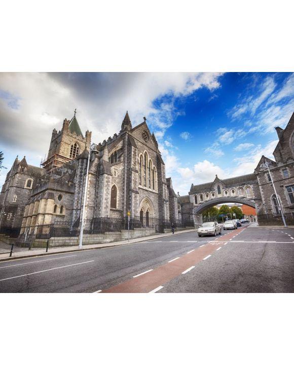 Lais Puzzle - Dublin, Kathedrale von Dublin - 100, 200, 500, 1.000 & 2.000 Teile
