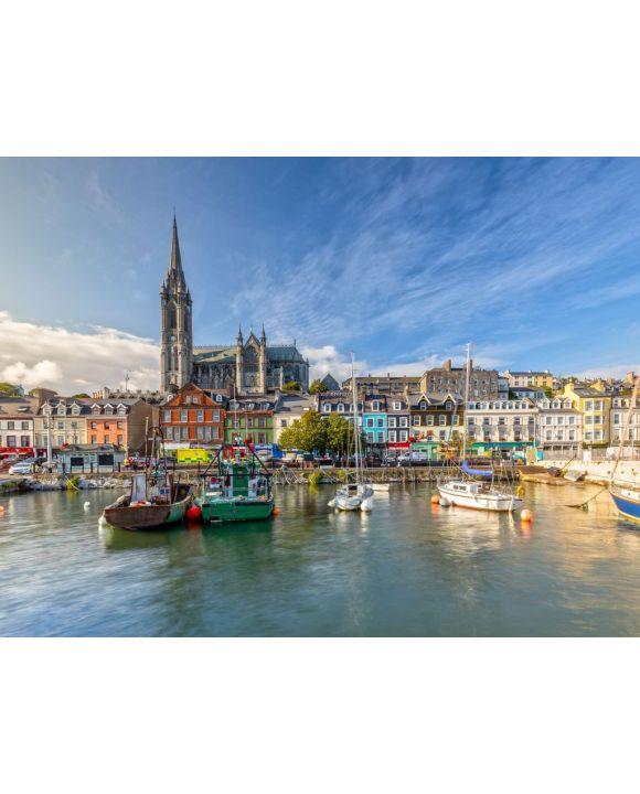 Lais Puzzle - St. Colman's Kathedrale in Cobh nahe Cork, Irland - 100, 200, 500, 1.000 & 2.000 Teile