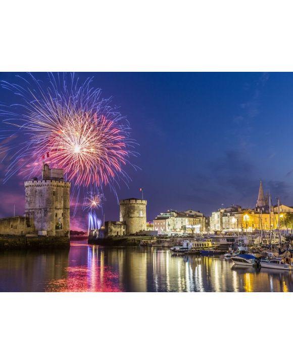 Lais Puzzle - La Rochelle - 100, 200, 500, 1.000 & 2.000 Teile