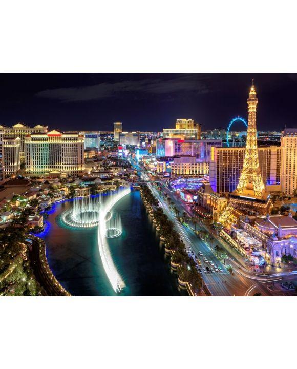 Lais Puzzle - Las Vegas - 100, 200, 500, 1.000 & 2.000 Teile