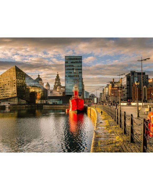 Lais Puzzle - Liverpool - 100, 200, 500, 1.000 & 2.000 Teile