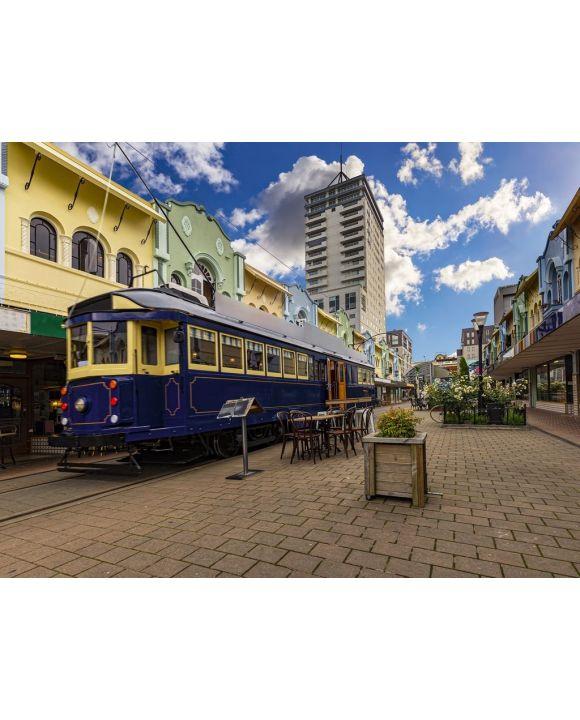 Lais Puzzle - Christchurch, Neuseeland - 100, 200, 500, 1.000 & 2.000 Teile