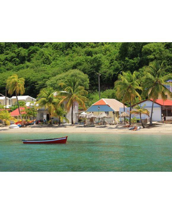 Lais Puzzle - Dorf in Martinique - 100, 200, 500, 1.000 & 2.000 Teile