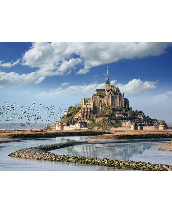 Lais Puzzle - Mont Saint Michel - 100, 200, 500, 1.000 & 2.000 Teile