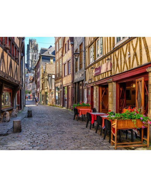 Lais Puzzle - Rouen, Normandie - 100, 200, 500, 1.000 & 2.000 Teile