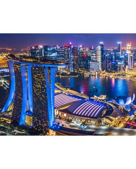 Lais Puzzle - Singapur - 100, 200, 500, 1.000 & 2.000 Teile