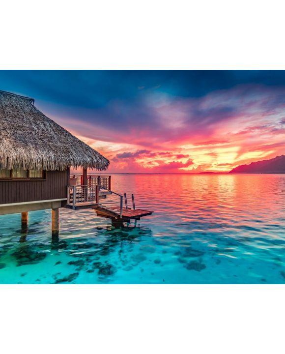Lais Puzzle - Wunderschöner Sonnenuntergang - 100, 200, 500, 1.000 & 2.000 Teile