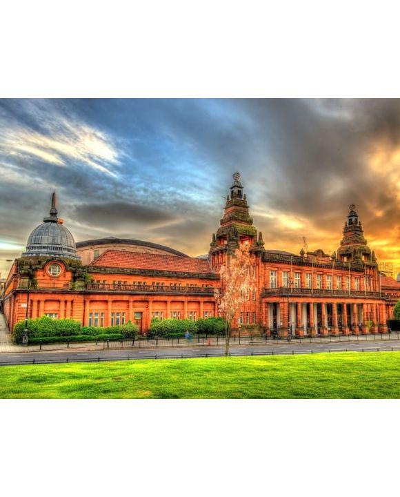 Lais Puzzle - Kelvin Hall, Glasgow - 100, 200, 500, 1.000 & 2.000 Teile