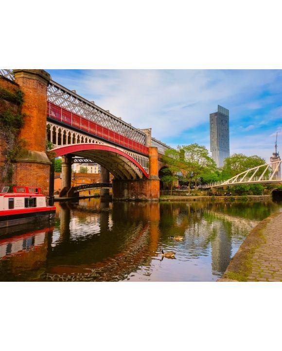 Lais Puzzle - Manchester - 100, 200, 500, 1.000 & 2.000 Teile