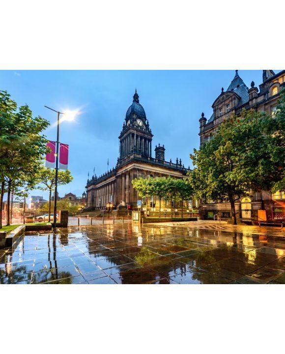 Lais Puzzle - Leeds - 100, 200, 500, 1.000 & 2.000 Teile