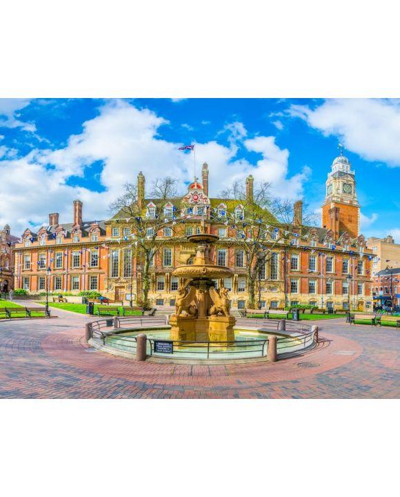 Lais Puzzle - Leicester - 100, 200, 500, 1.000 & 2.000 Teile