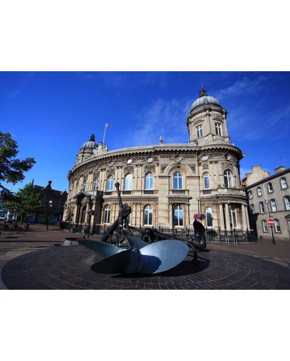 Lais Puzzle - Kingston upon Hull, Yorkshire - 100, 200, 500, 1.000 & 2.000 Teile