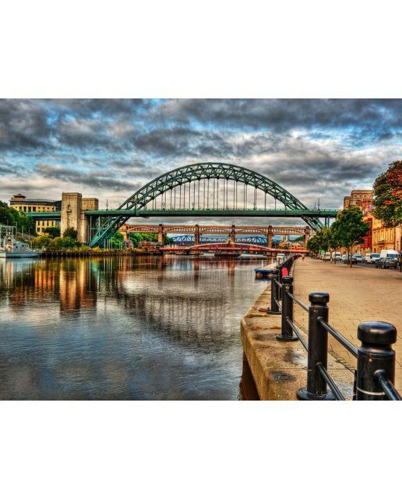 Lais Puzzle - Newcastle upon Tyne - 100, 200, 500, 1.000 & 2.000 Teile