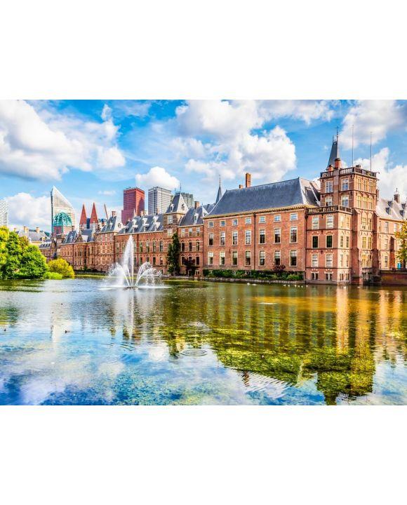 Lais Puzzle - Parlament Den Haag - 100, 200, 500, 1.000 & 2.000 Teile