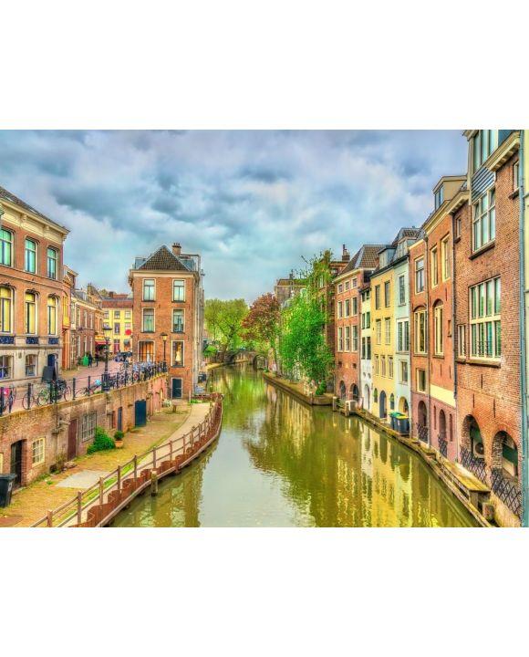 Lais Puzzle - Utrecht - 100, 200, 500, 1.000 & 2.000 Teile