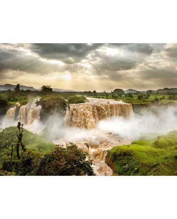 Lais Puzzle - Blauer Nil, Wasserfälle, Tis Issat, Äthiopien, Afrika - 100, 200, 500, 1.000 & 2.000 Teile