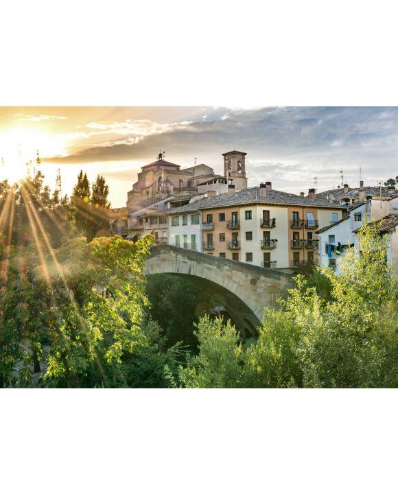 Lais Puzzle - Estella, Lizarra, Navarra, Spanien - 100, 200, 500 & 1.000 Teile