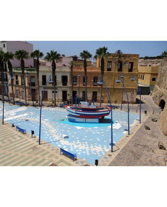 Lais Puzzle - Melilla, Spanien - 500 & 1.000 Teile