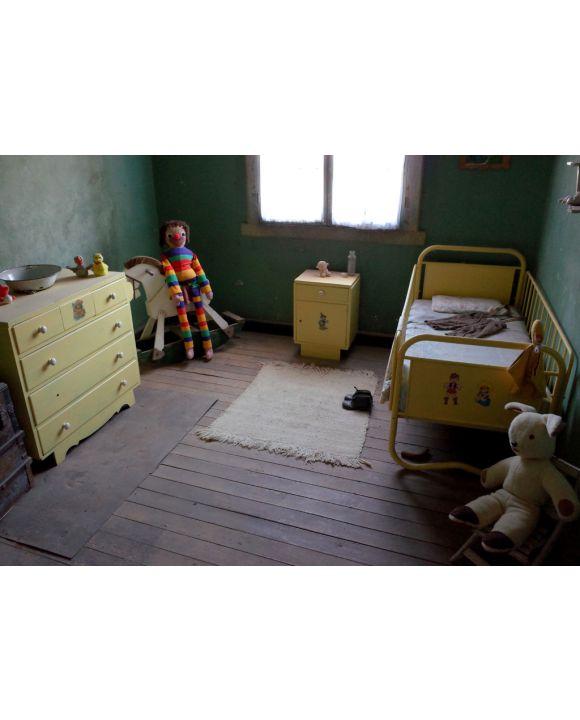 Lais Puzzle - In einem erhaltenen Kinderzimmer in den Humberstone Saltpeter Works - 100, 200, 500 & 1.000 Teile