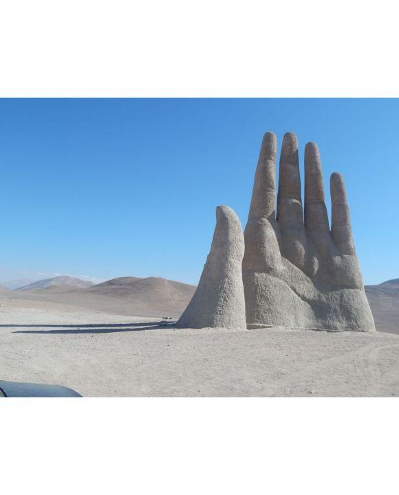 Lais Puzzle - Wüstenhand, Chile - 100, 200, 500, 1.000 & 2.000 Teile