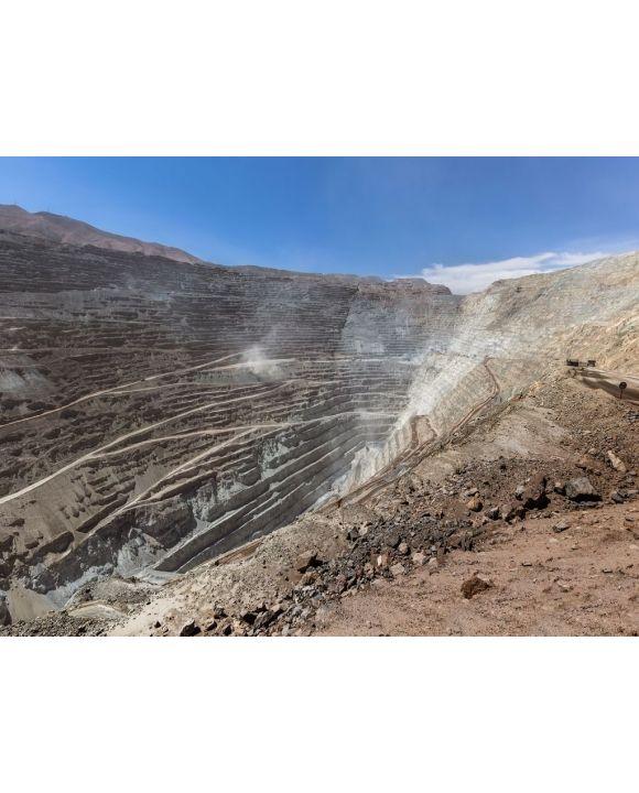 Lais Puzzle - Chuquicamata, die weltweit größte Kupfermine im Tagebau, Calama, Chile - 100, 200, 500, 1.000 & 2.000 Teile